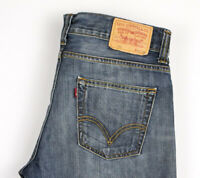 Levi's Strauss & Co Hommes 506 Jeans Jambe Droite Taille W33 L32 ASZ567