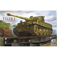 AFV CLUB #35S25 1/35 TIGER I Panzerkampfwagen VI Ausf.E Sd.Kfz.181