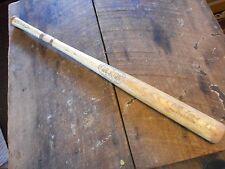 Rocky Colavito Little League Louisville Slugger Hillerich & Bradsby Wood Bat