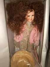 Franklin Heirloom Dolls Maryse Nicole Designs Rebecca Sunnybrook Farm