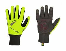 Northwave Power Long Gloves Black/Yellow Fluorescent L