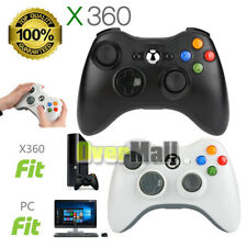 Wireless Game Controller Gamepad Joystick For Microsoft Xbox 360 &PC WIN 7 8 10