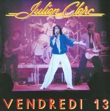 JULIEN CLERC - VENDREDI 13: 1981 NEW CD