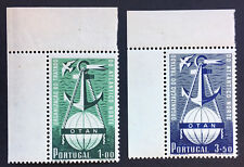 PORTUGAL 747 - 748 Very Nice Mint Light Hinged Set OD A266