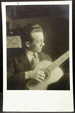 Dr. Julius Pölzer - Tenor Oper München - Foto Autogramm-AK (L-170