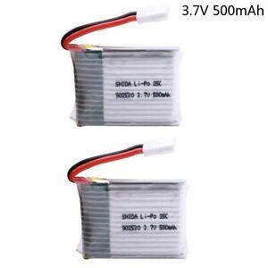 X1 3.7V 500mAh 25C 1S LiPo Battery For Wltoys V931 F949 XK K123 6Ch RC