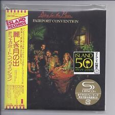 FAIRPORT CONVENTION Rising For The Moon +4 /JAPAN mini lp cd SHM sandy denny NEW