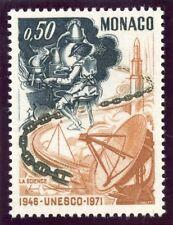 STAMP / TIMBRE DE MONACO N° 856 ** UNESCO / LA SCIENCE