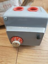 Sunvic TKD3501 Twin Boiler Thermostat. New and Boxed