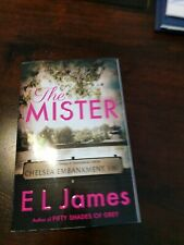 The Mister By E L James SIGNED