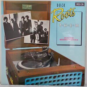 Them - Rock Roots  SCARCE 1976 LP -  ROOTS3