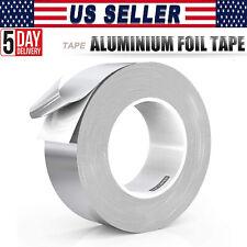 Aluminium Foil Adhesive Sealing Tape Heating Duct Silver Repairs 20mm