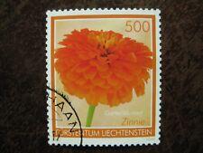 Liechtenstein Mi.-Nr. 1635, Zinnie 5 Fr. gest.