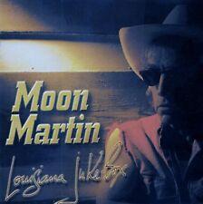 MOON MARTIN : LOUISIANA JUKE-BOX / CD - TOP-ZUSTAND