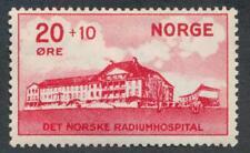 NORWAY B4 MINT NH, MEDICAL