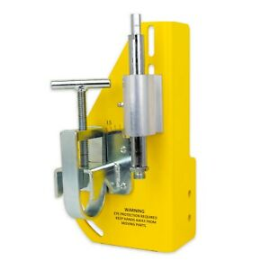 """TGR Tubing and Pipe Notcher 0-60 degrees (2"""" Capacity)"""