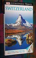 SWITZERLAND (Schweiz) # 2013 EYEWITNESS Travel Dorling Kindersley (Vis a Vis)