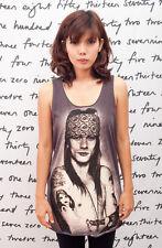 AXL ROSE Guns N' Roses POP ART Slash o WOMEN T-SHIRTS Tank TOP Dress Size S M