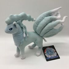 Pokemon Sun/Moon Plush Alolan Ninetales #038 Soft Toys Stuffed Animal Doll 9""