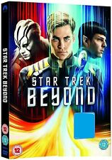 STAR TREK 2016 MOVIE 13 XIII -  2D DVD - BEYOND - Sci-Fi, Adventure - NEW UK