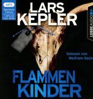 FLAMMENKINDER: JOONA LINNA TEIL 3 - KEPLER,LARS   CD-ROM NEU