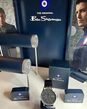 BEN SHERMAN BRAND NEW MENS WATCH BS021B AUTHORISED SUPPLIER