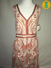 NWT SZ 8 $268 Anthropologie Alicante Dress By Moulinette Soeurs, Immaculate!