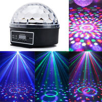 Mini RGB Magic Stage Laser Projector LED Lighting Disco Club DJ Party Light