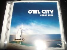 Owl City Ocean Eyes (Australia) CD - Like New