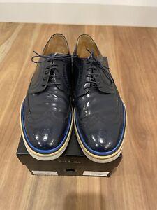 Paul Smith Grand City Stripe Detail Mens Shoe