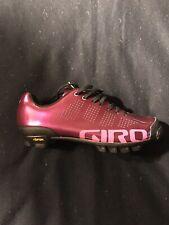 Giro Empire VR90 MTB Cycling Shoe Berry / Purple EU 37 Carbon US Wm