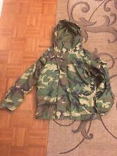 Woodland Camouflage Gore-Tex Jacket
