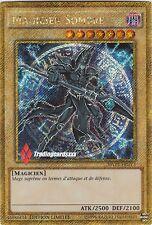 Yu-Gi-Oh! Magicien Sombre (Dark Magician): MVP1-FRGV3 -VF/Gold Secret Rare-