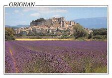 BT9542 Grignan bati sur une butte le chateau         France
