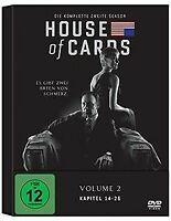 House of Cards - Die komplette zweite Season (4 Discs) vo... | DVD | Zustand gut