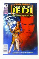 STAR WARS: TALES OF THE JEDI - GOLDEN AGE OF THE SITH #1 RARE NEWSSTAND NM (9.4)