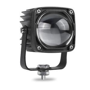 "2"" Inch 20W LED Work Lights Spot Flood Beam Lamp Fog Off Road Car Motorcycle ATV"