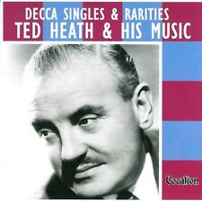 "TED HEATH  "" Decca Singles & Rarities ""  Vocalion  CD"