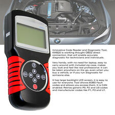 Vehicle Car Engine Fault Code Reader KW820 OBDII OBD2 EOBD Diagnostic Scanner