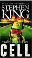 (THE CELL) BY KING, STEPHEN(AUTHOR)Paperback Nov-2006 by Stephen King Book The