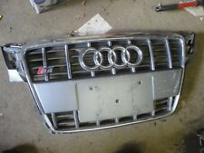 10 11 12 Audi S4 Front Exterior Grille Grill Assembly Broken Tab
