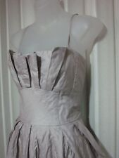 Cue Tulip Style Origami Dress Size 12
