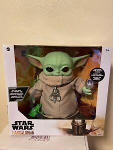 The Child Baby Yoda Star Wars The Mandalorian Mattel With 4 Accessories UNOPENED