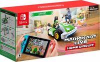 NEW Nintendo Mario Kart Live: Home Circuit Nintendo Switch Luigi Set Edition