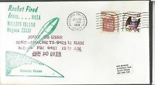 6/20/78 Joint US/USSR Nike-Apache T2-9423 Rocket Launch