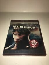 Pitch Black - Unrated Director's Cut, The Chronicles of Riddick (Hd-Dvd) New!