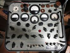 Beautiful vintage TV-2C/U vacuum tube tester