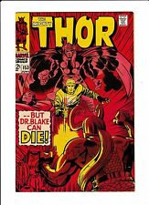 "Thor No.153   : 1968 :   : ""--But Dr.Blake Can Die!"" :"