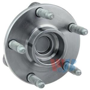 Wheel Bearing and Hub Assembly Front WJB WA513280