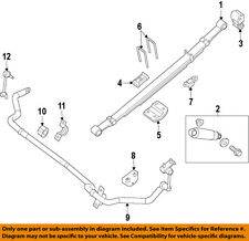 NISSAN OEM 12-15 NV3500 Stabilizer Sway Bar-Rear 562301PA1A